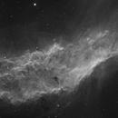 NGC1499 California Neb. Ha mosaic 2x4,                                Juan José Picón