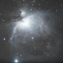 nébuleuse d'orion - M42,                                Jean-Michel PINEL