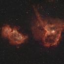 Heart & Soul Nebulae,                                MrRat