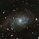 M33 Triangulum Galaxy,                                PghAstroDude