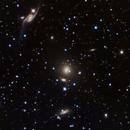 NGC 6872, NGC 6876 & other Galaxies in Pavo,                                Jaime Felipe Ramírez Narváez