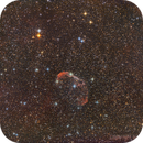 NGC6888 - Crescent Nebula,                                Dario Iraci
