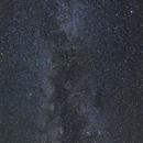 Milky Way from outside Wichita,                                Dan Pelzel
