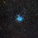 M45 Widefield in Molecular Clouds,                                Michael Finan