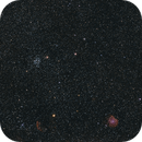 M35 Captured with a Monkey,                                astropical