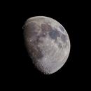 Waxing Gibbous Moon,                                mhtandy