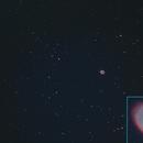 M57 Ring Nebula,                                Kharan