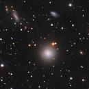 NGC 6340, IC 1251, IC 1254,                                Jim Thommes