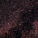 Area of Dumbell Nebula,                                Michael Finan