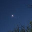 Venus + Pleiades (II),                                AC1000