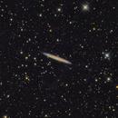 Galaxy NGC 5907 in Draco,                                Vaclav Uhlir
