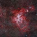 Eta Carinae Panorama,                                Paul Ng