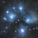 Pleiades (M45),                                AstroBadger