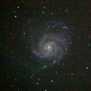 M101 - The Spiral Galaxy,                                Michael Sanford