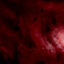 M-8 - Lagoon Nebula_Sans Stars,                                Jason Hansen