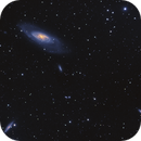 Messier 106,                                Tim Trentadue