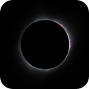 Totality Short Exposure - Solar Eclipse,                                astroZ1