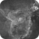 Heart Nebula,                                legova