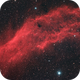 NGC1499 The California Nebula,                                Dick Newell