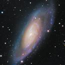 M106: Intermediate Seyfert Galaxy,                                Lilith Gaither