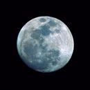 Nearly Full Moon,                                Aaron Freimark