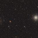 Globular Cluster Messier 10,                                Jenafan