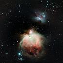 M42 - Great Orion Nebula,                                Tim Hutchison