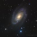 M 81,                                Astrofish67