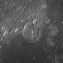 Gassendi Crater on the Moon,                                Killie