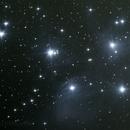 M45 - Pleiades,                                Chris4Sound