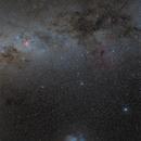 Milkyway Chile 20mm @F4,                                Alexander Voigt
