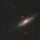 M31 wide field,                                Zoltan Panik (ijanik)