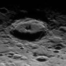 Moon - Langrenus crater,                                Roberto Botero