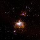 M42 (ORI) - Orion Nebula,                                Wouter Cazaux