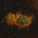 Soul nebula in SHO,                                Janos Barabas
