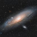 La Galaxia de Andrómeda - M31,                                Guillermo Spiers
