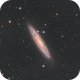 Sculptor Galaxy 2020,                                HaydenAstro(NZ)