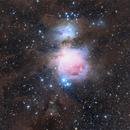 Great Orion Nebula Wide Field,                                Jarrett Trezzo