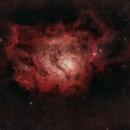 M 8 Lagoon Nebula,                                herwig_p