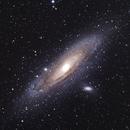 Andromeda Galaxy,                                Jens