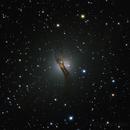 Centaurus A NGC5128,                                Ken Nicholas