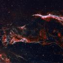 NGC6960 & Pickering Triangle OSC,                                John Favalessa