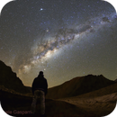Contemplating the Milky Way,                                Daniele Gasparri