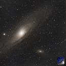 Andromeda Galaxy M31,                                Turki Alamri