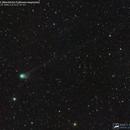 Comet C/2018 V1 Machholz-Fujikawa-Iwamoto,                                José J. Chambó