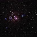 Lagoon Nebula,                                Juan C Ortiz