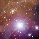 IC405 Flaming Star nebula,                                Paul R. Hitchcock