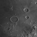 Moon Archimedes, Aristillus, Rimae Hadley, Montes Spitzbergen and some more,                                Riedl Rudolf