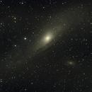 M 31 Andromeda Galaxy,                                Kristof Dabrowski