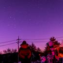 Night Sky with So many stars.,                                Harris Kim